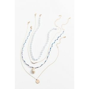 Urban outfitters necklace bundle